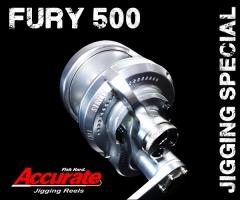 FURY 500 - Jigging Special